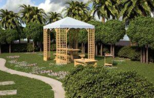 شركة تنسيق حدائق في ابو ظبي